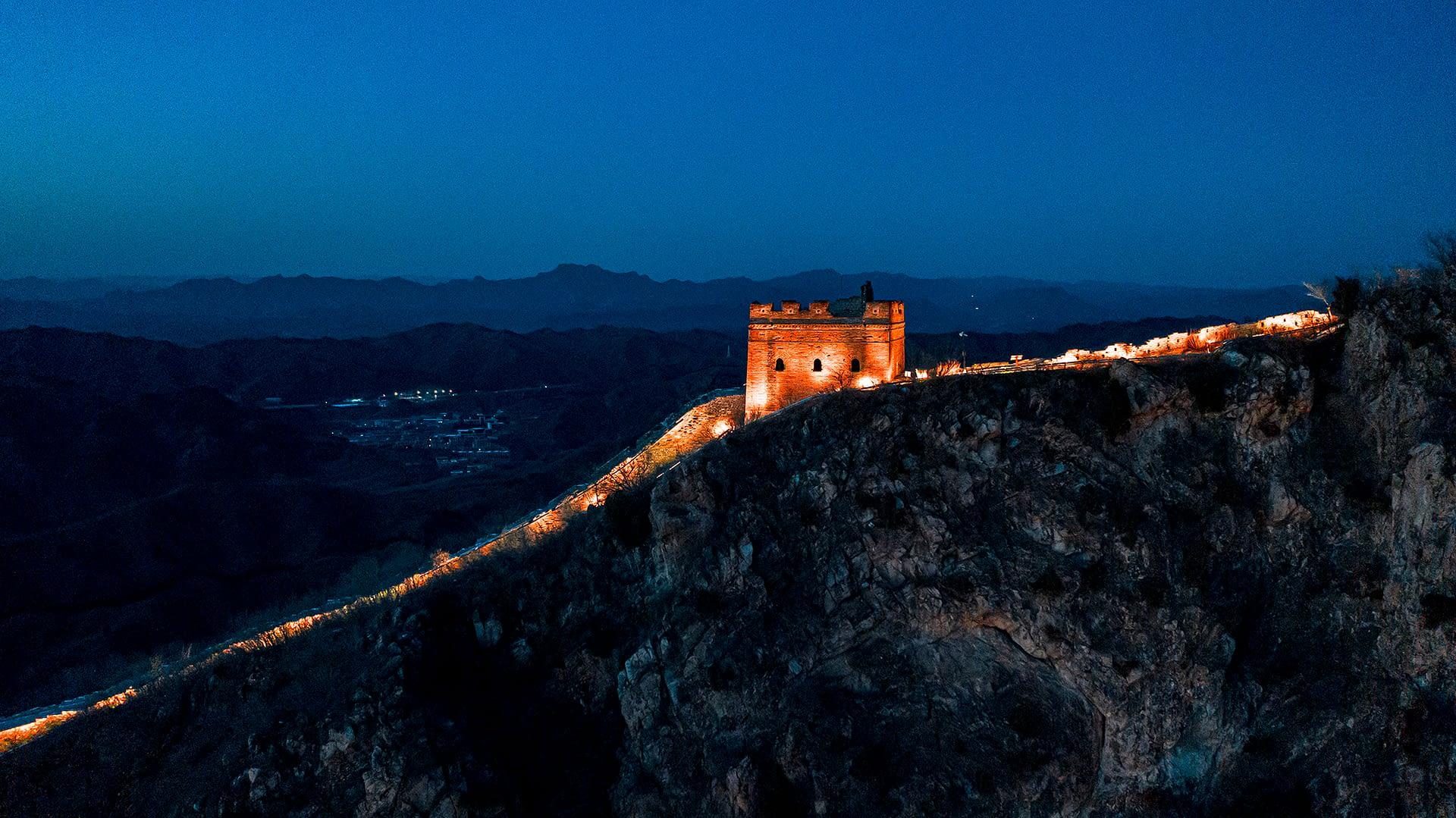 Great Wall of China by Simatai, Great Wall of China