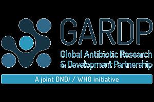 GARDP logo