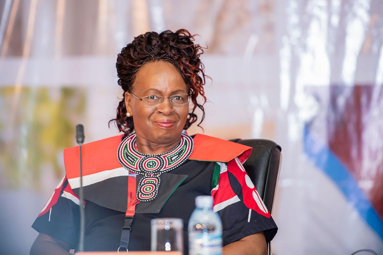 Dr Monique Wasunna, Director of DNDi Africa Regional Office