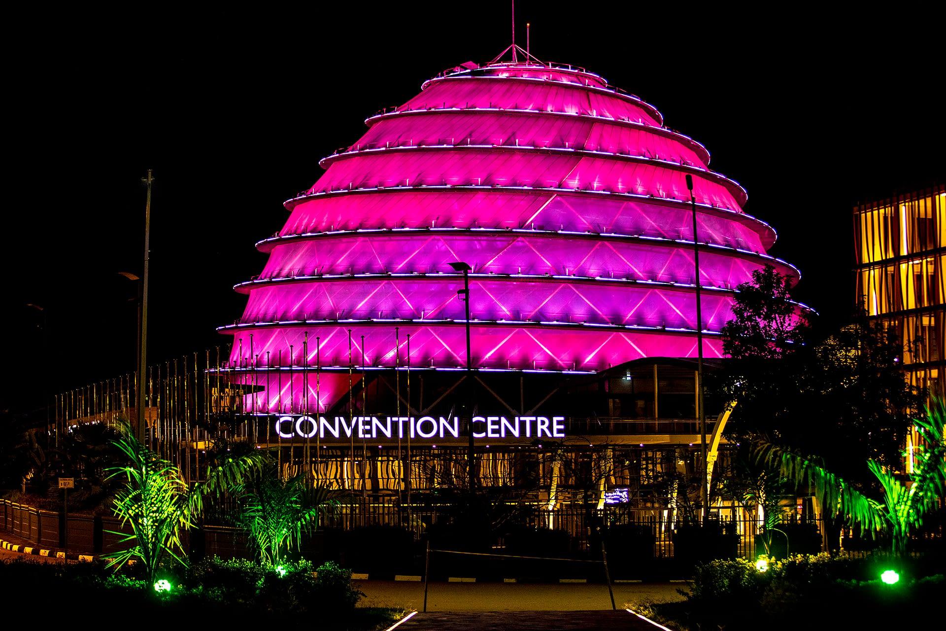 Kigali Convention Center, Rwanda