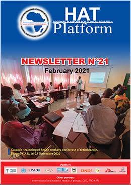 HAT Platform newsletter 2021 Coverpage
