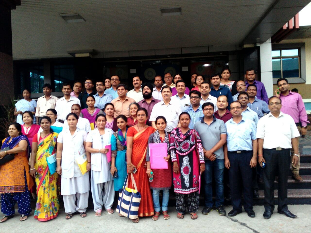Good Clinical Practice (GCP) training for DNDi partners in Bihar, India