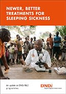 Coverpage Sleeping Sickness Update 2018