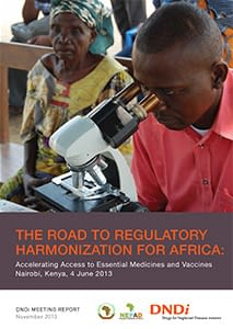 Meeting Report: The Road to Regulatory Harmonization for Africa