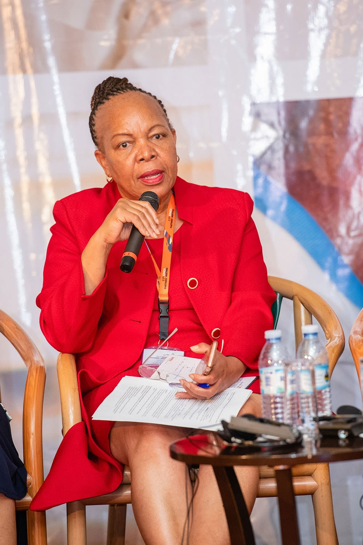 Dr Margareth Ndomondo-Sigonda, African Medicines Regulatory Harmonization, NEPAD