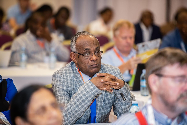 Prof. Asrat Hailu of Addis Ababa University