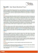 Screenshot MycetOS fact sheet