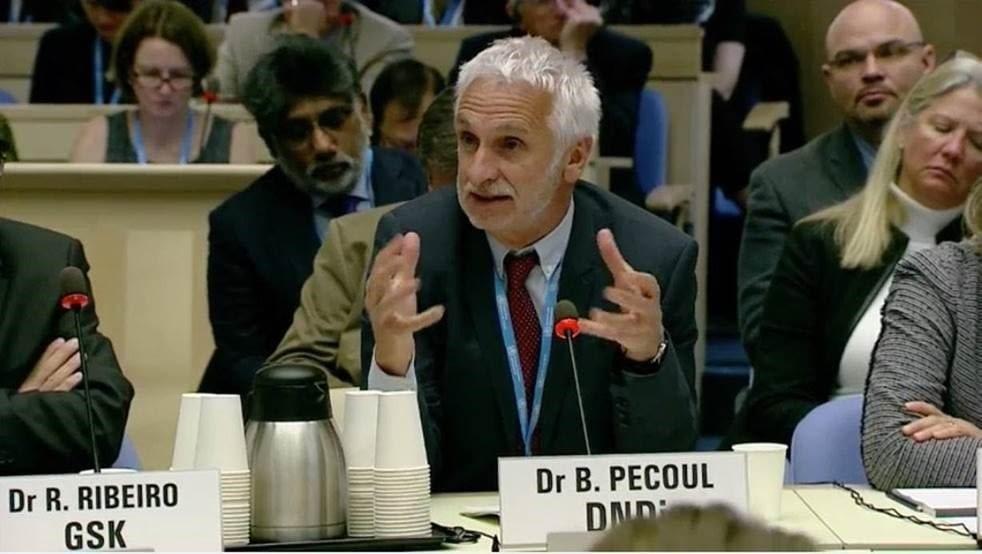 Bernard Pecoul NTD summit
