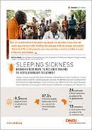 Cover page Sleeping Sickness disease factsheet
