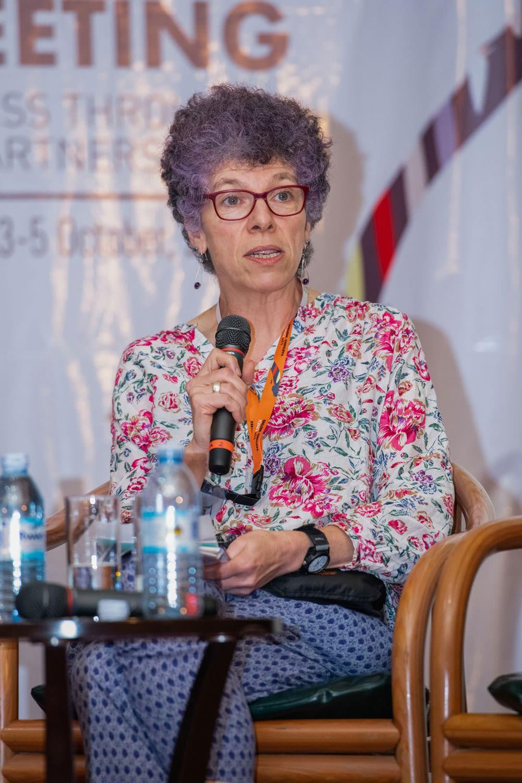 Dr Sue Kinn, Head of Health Research, DFID