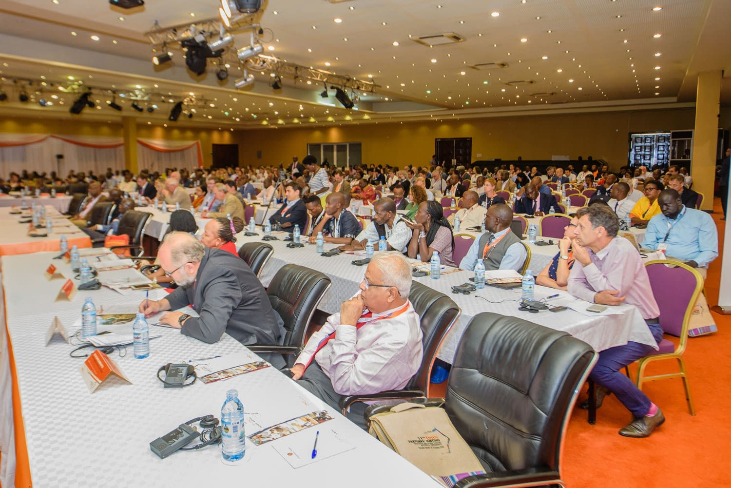More than 400 participants from over 40 countries convened for the 11th DNDi Partners' Meeting.