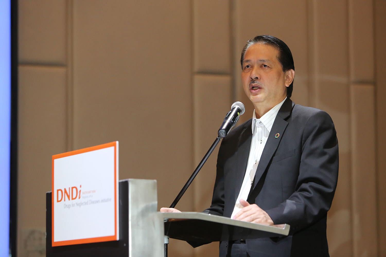 Datuk Dr Noor Hisham Abdullah, Director General of Health Malaysia