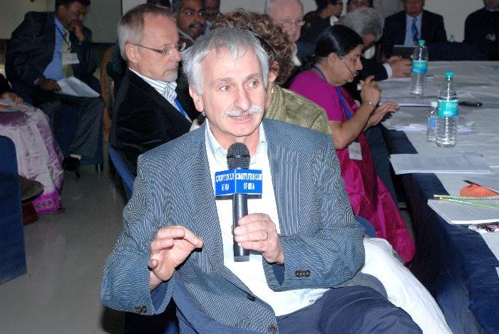 Dr. Bernard Pécoul, DNDi Executive Director