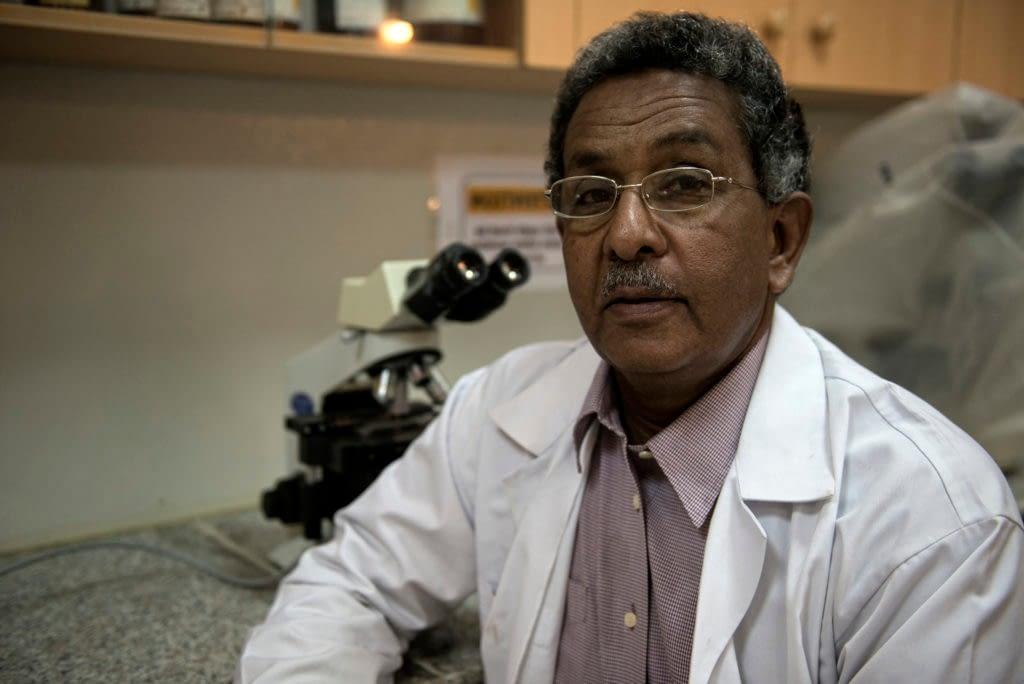 Professor Fahal