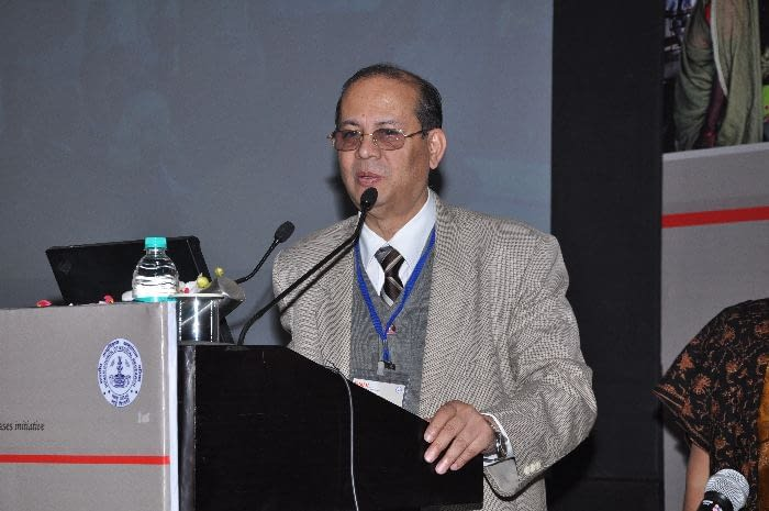 Welcoming remarks - Dr.V.M. Katoch, Secretary, Department of Health Research, Government of India & Director-General, ICMR.