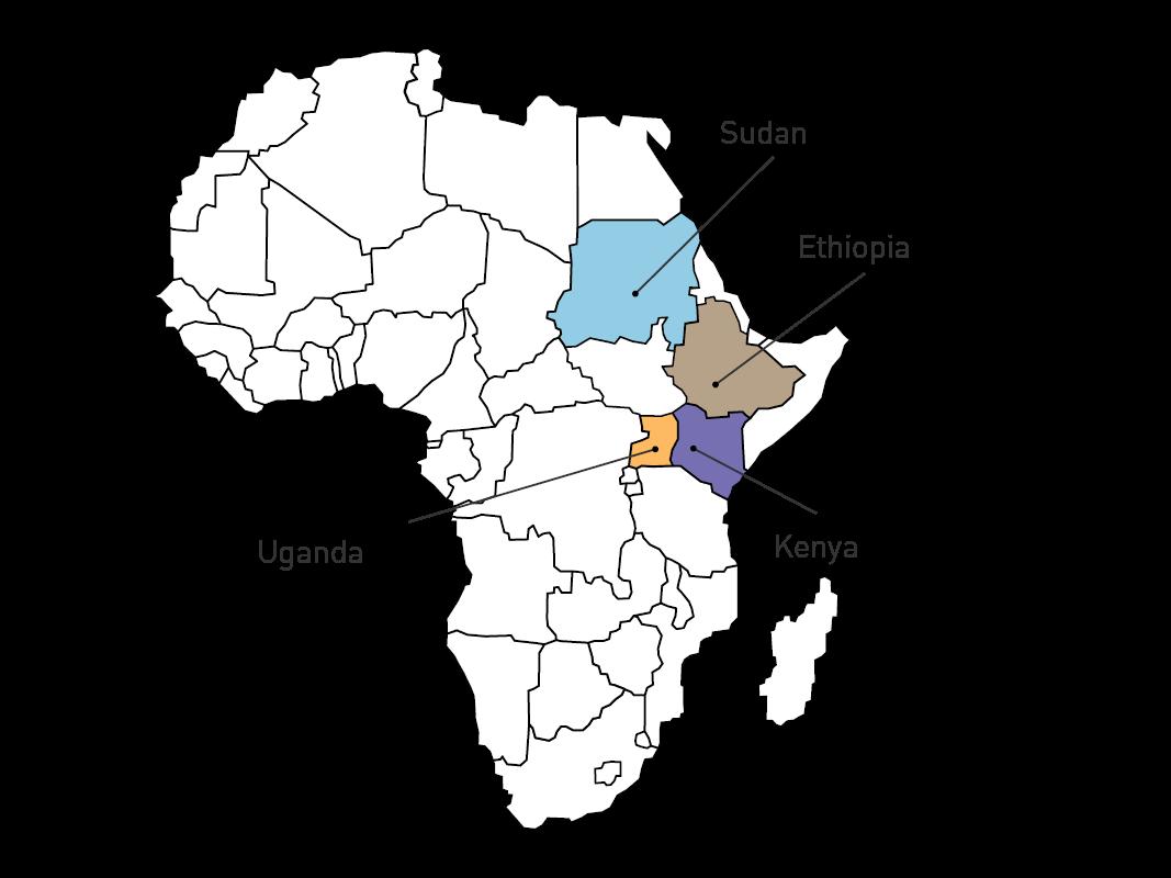 LEAP Platform Map