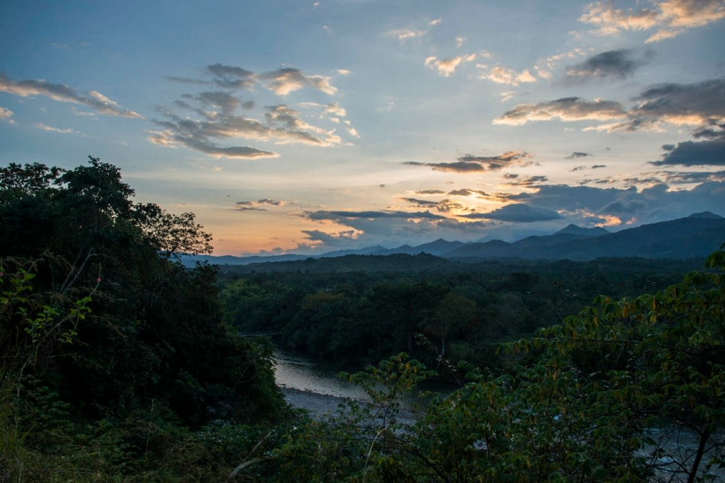 Landscape of Colombia