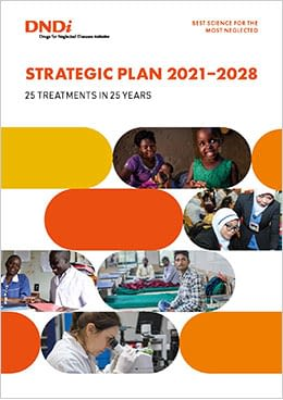 Strategic Plan 2021-2028 coverpage