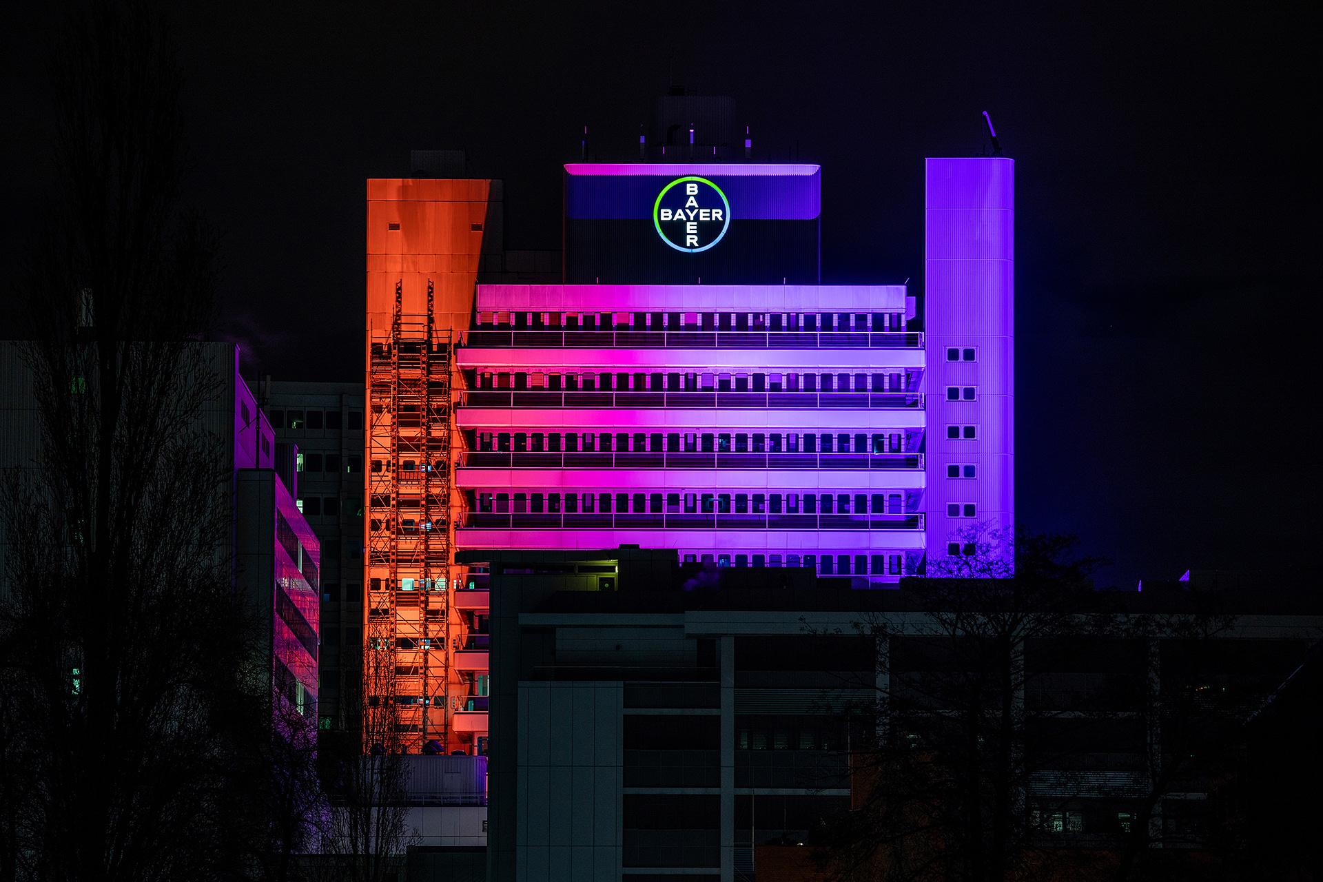 Bayer HQ, Berlin, Germany