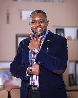 Dr John Amuasi
